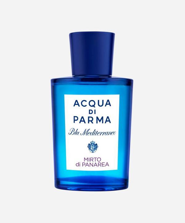 Blu Mediterraneo Mirto di Panarea Eau de Toilette 75ml