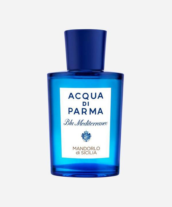 Blu Mediterraneo Mandorlo di Sicilia Eau de Toilette 150ml