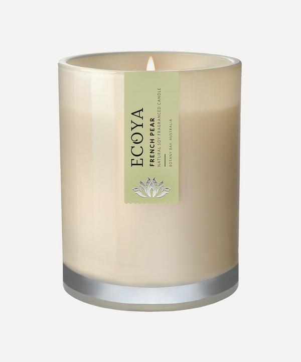 French Pear Metro Jar Candle
