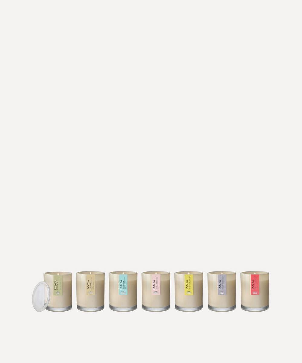 Lemongrass and Ginger Metro Jar Candle