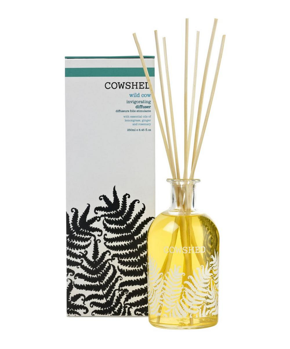Wild Cow Invigorating Room Diffuser 250ml