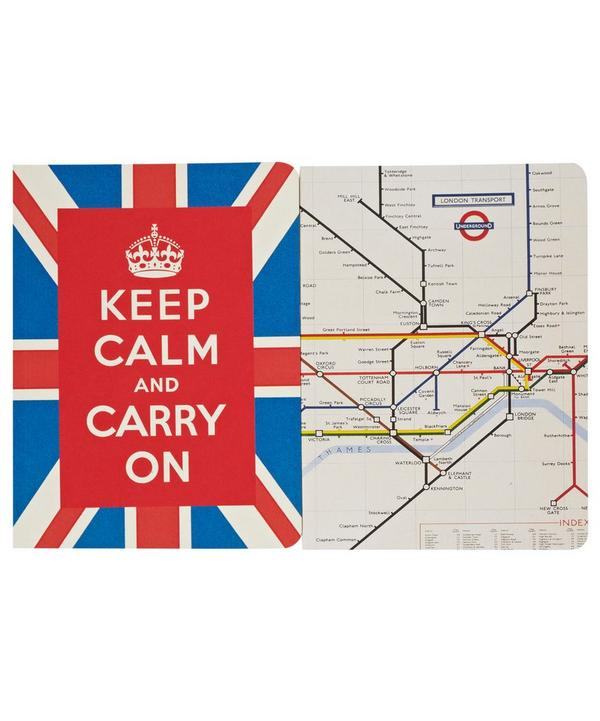 London Notebooks Set