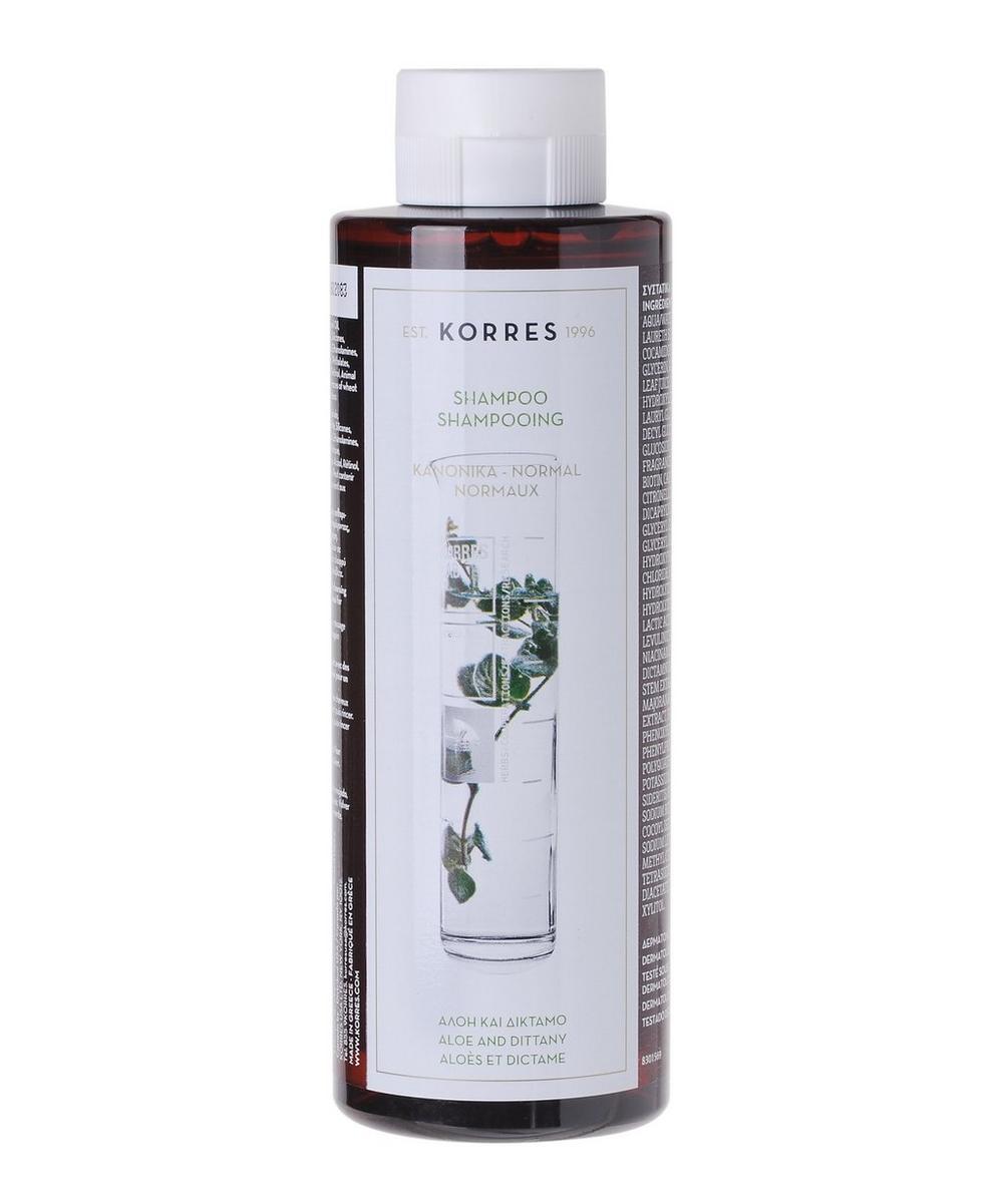 Aloe and Dittany Shampoo 250ml
