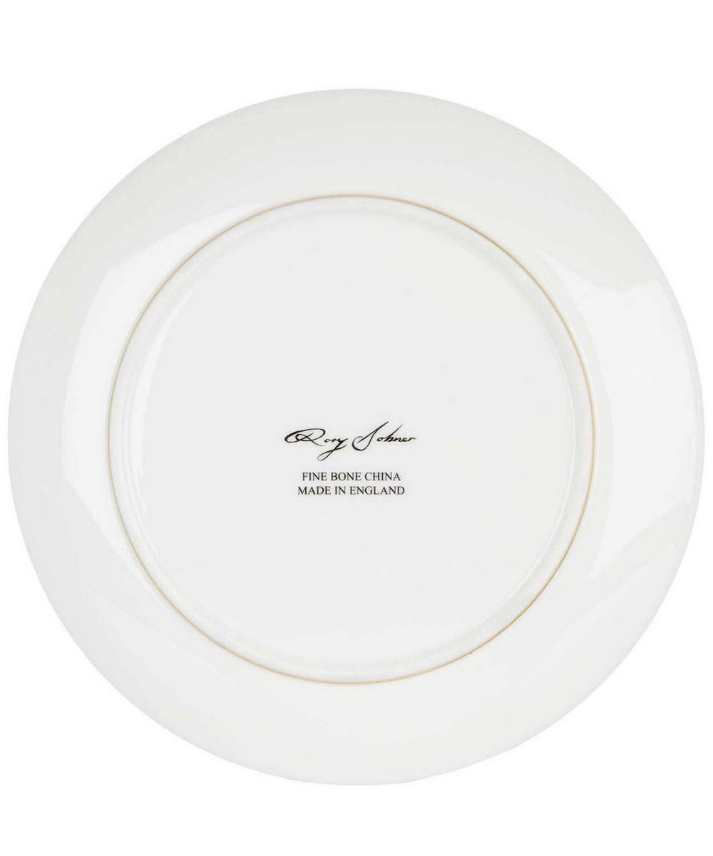 Large Monocle Cheshire Cat Perfect Plate