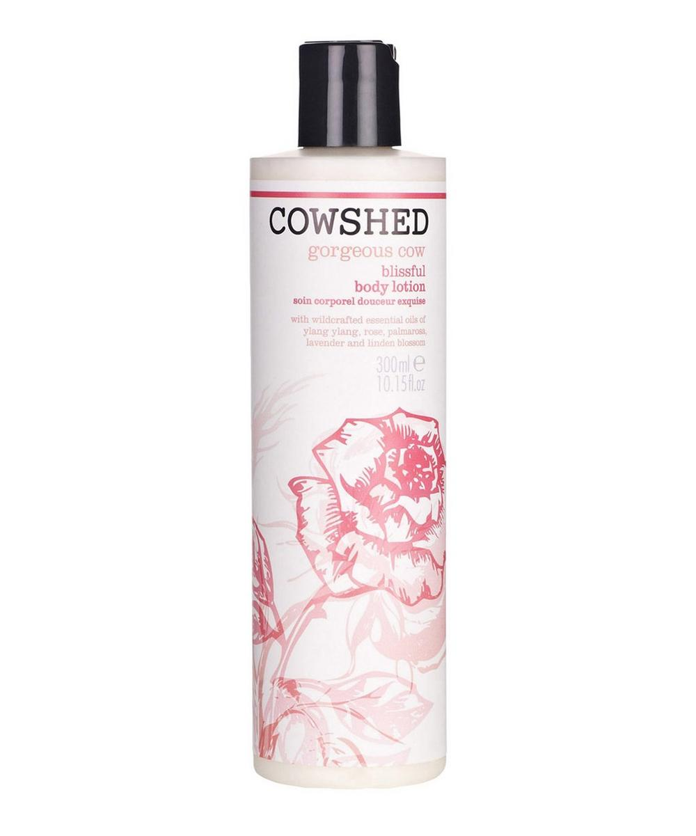 Gorgeous Cow Blissful Body Lotion 300ml