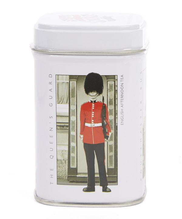 London Tea Caddy