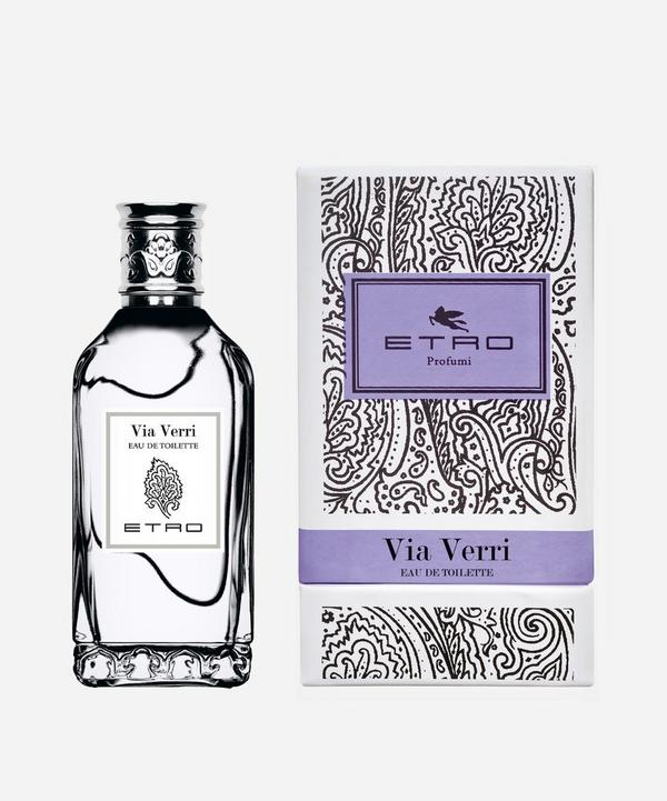 Via Verri Eau de Toilette 50ml
