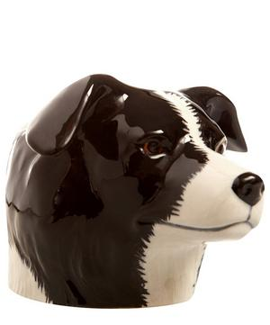 Border Collie Egg Cup