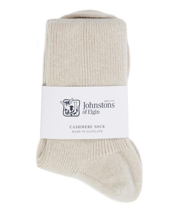 Cashmere Ankle Socks