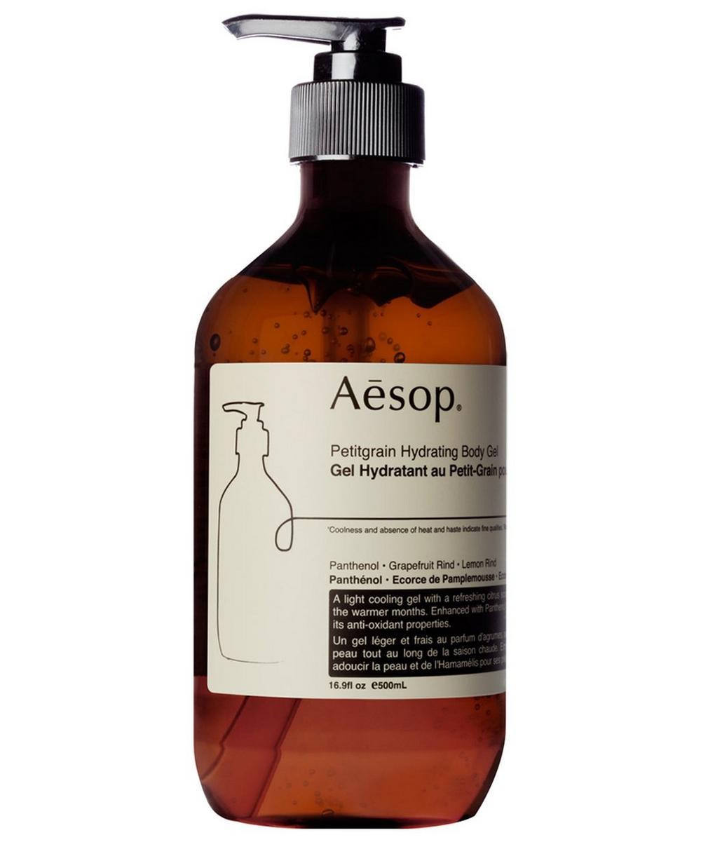 Petitgrain Hydrating Body Gel 500ml