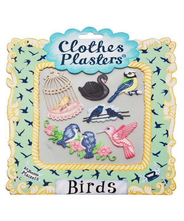 Birds Clothes Plasters