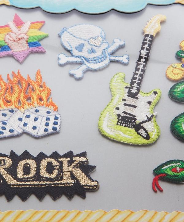 Rock N' Roll Clothes Plasters