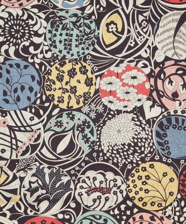 September Roslynd Print Linen Union