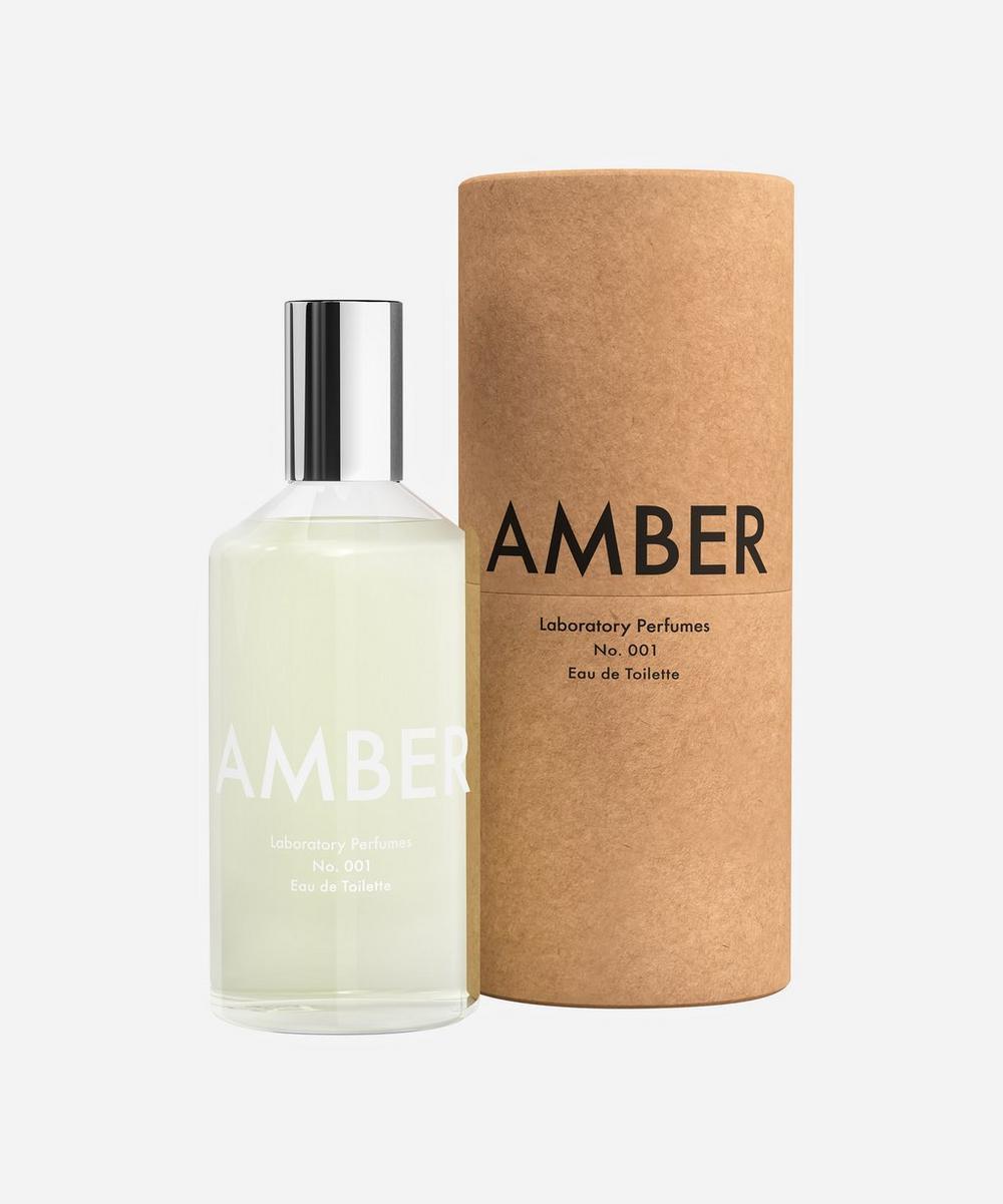 No. 001 Amber EDT 100ml