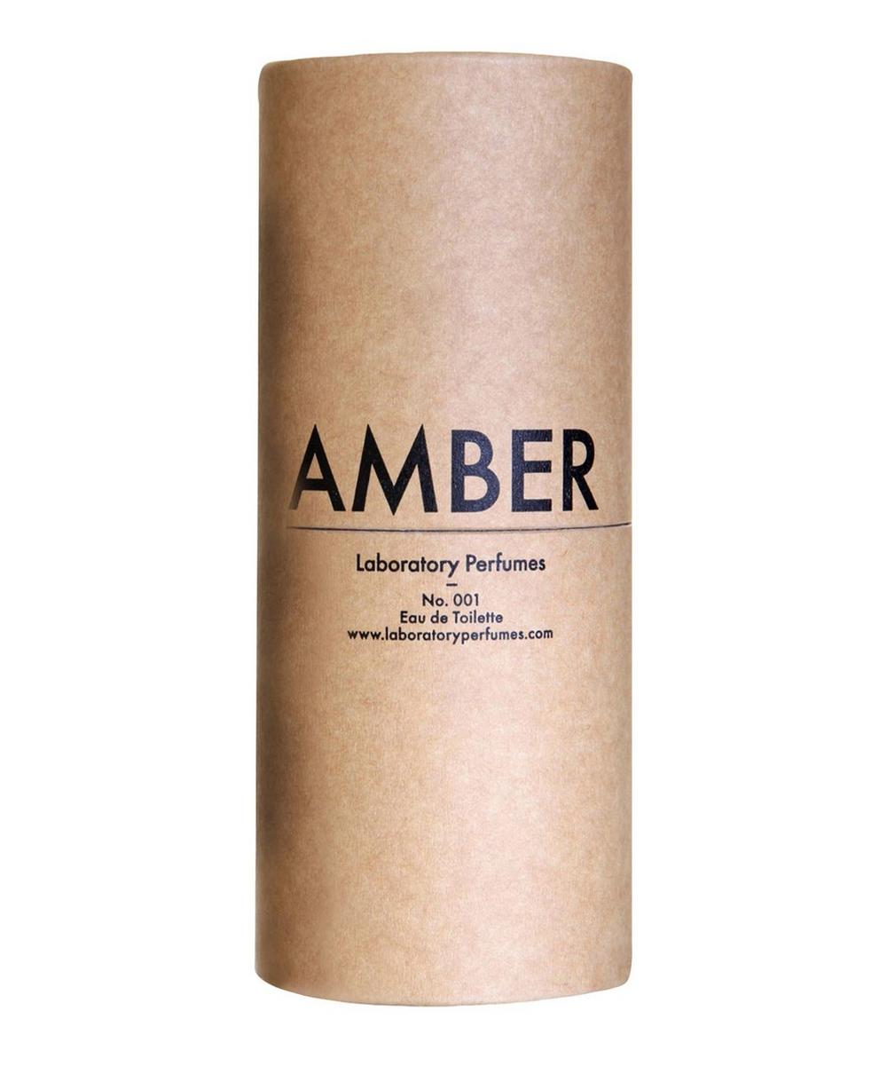 No.001 Amber Eau de Toilette 100ml