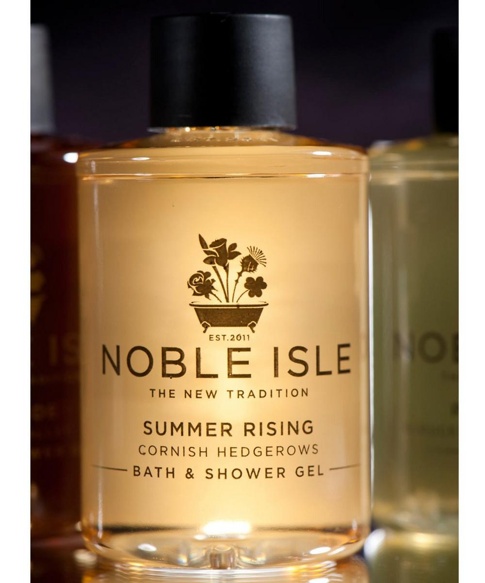 Summer Rising Bath and Shower Gel 250ml