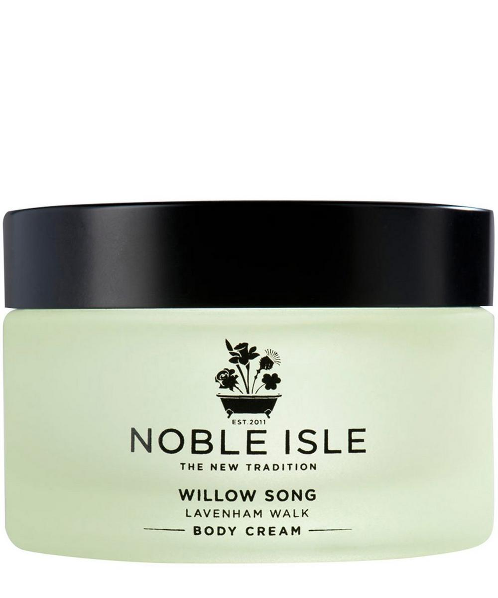 Willow Song Lavenham Walk Body Cream 170ml