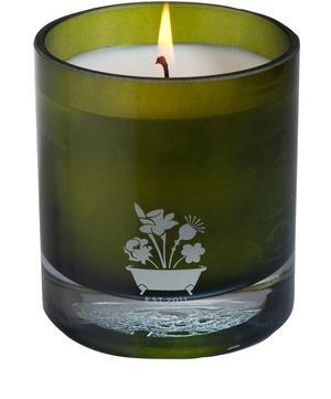 Lightning Oak Hertford Heath Candle and Snuffer
