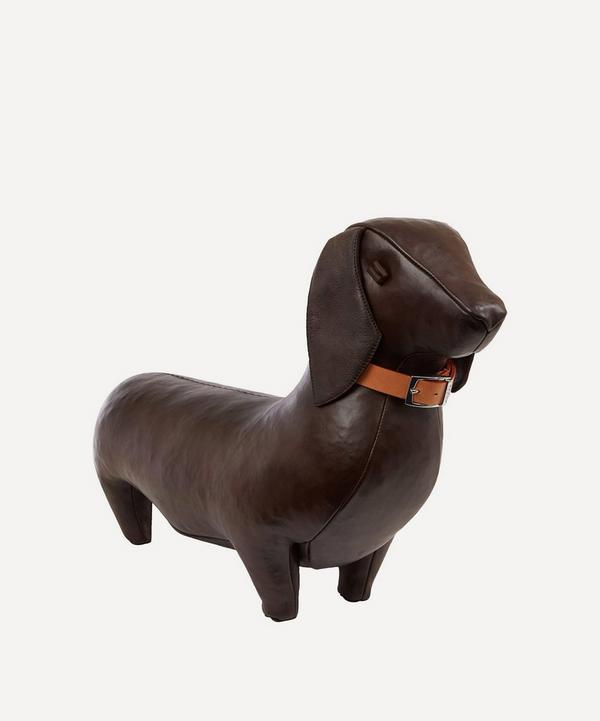 Leather Dachshund