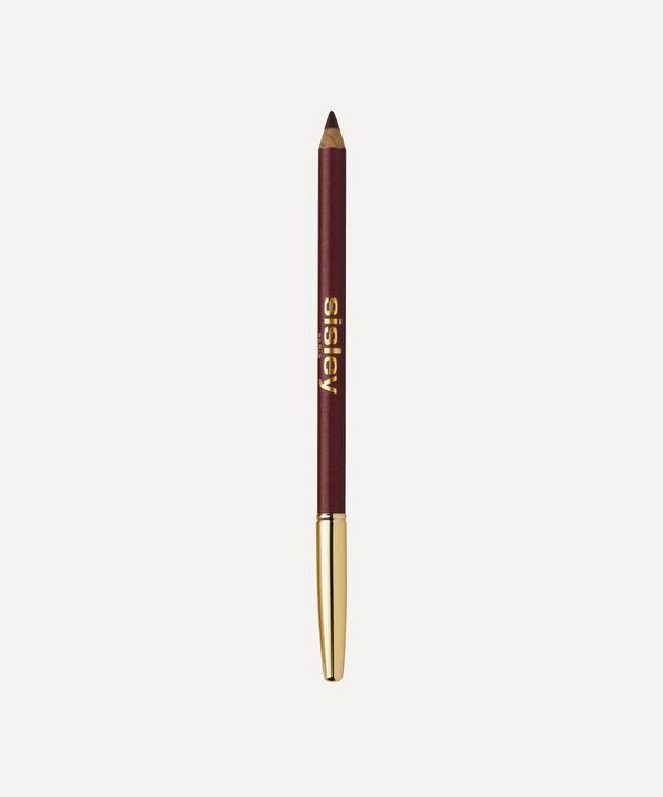 Phyto-Levres Perfect Lip Pencil in Burgundy