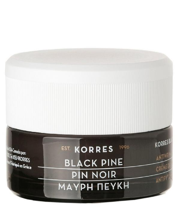 Black Pine Anti-Wrinkle and Firming Night Cream 40ml
