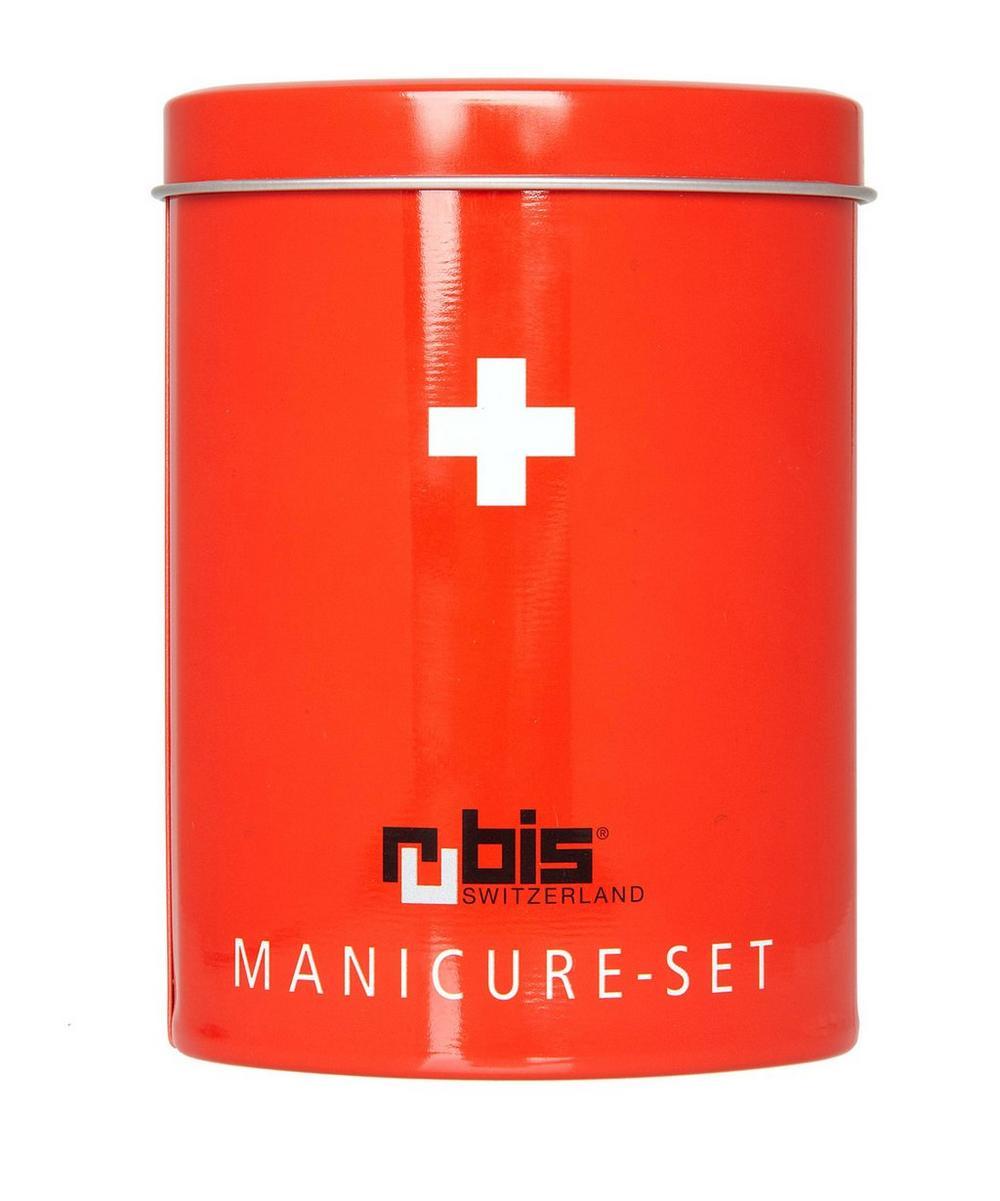 Swiss Box Manicure Set