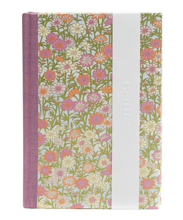Daisies Lined Journal