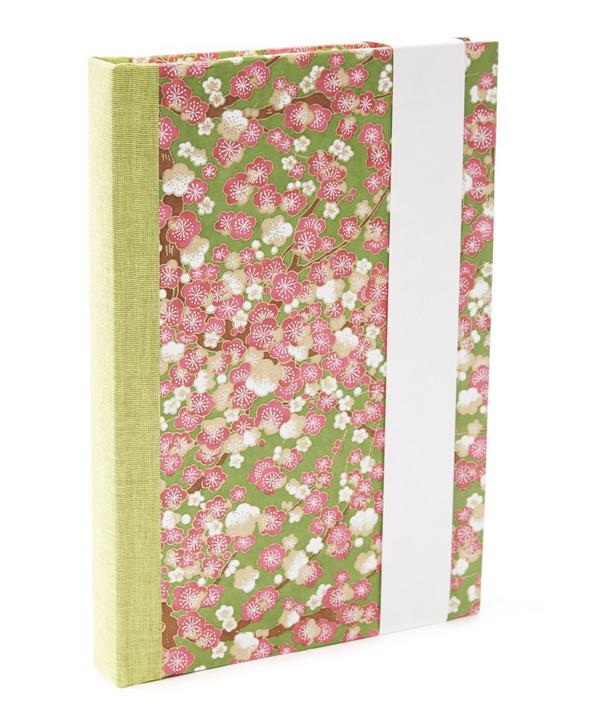 Blossom Lined Journal