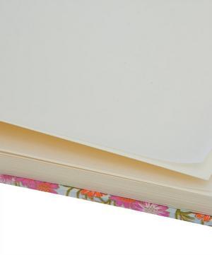 Medium Daisies Silk Screen Photo Album