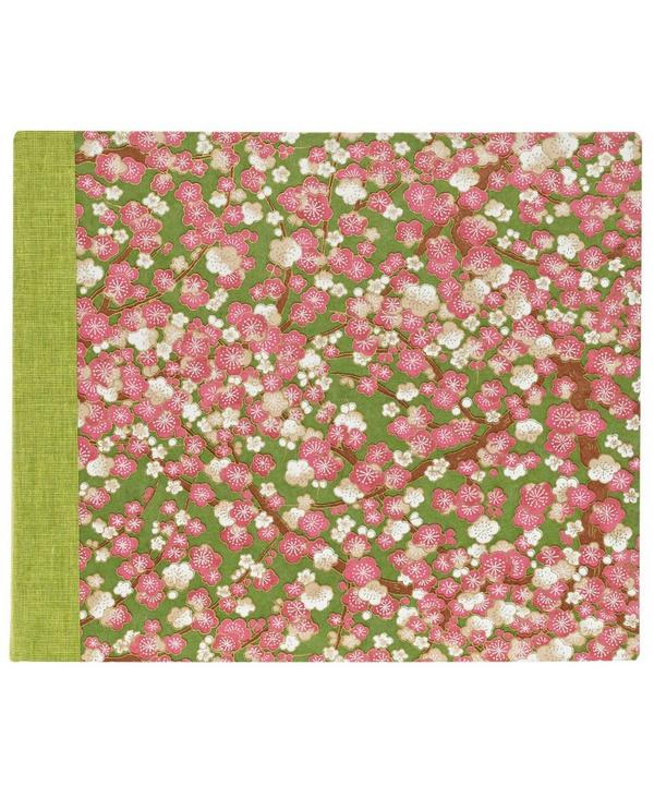 Medium Blossom Silk Screen Photo Album