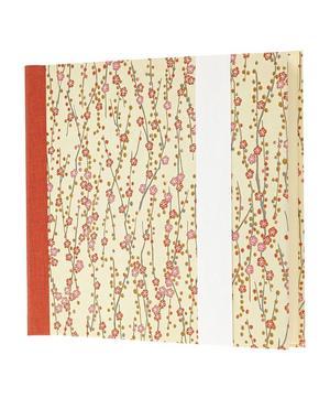 Medium Buds Silk Screen Photo Album