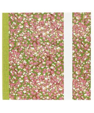 Large Blossom Silk Screen Photo Album