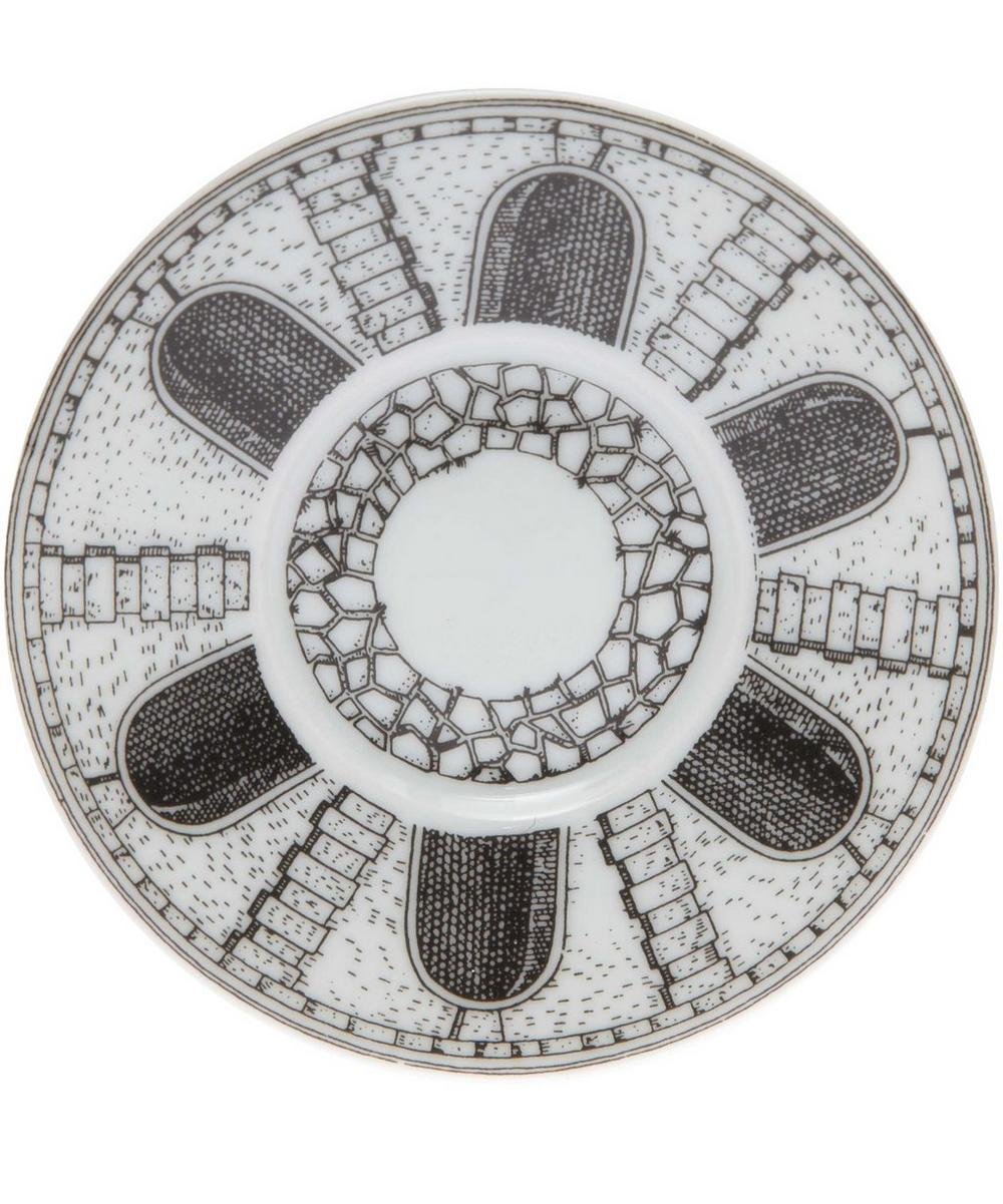 Architettura Cup and Saucer Set