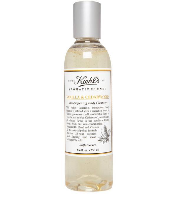 Vanilla and Cedarwood Skin-Softening Body Cleanser 250ml