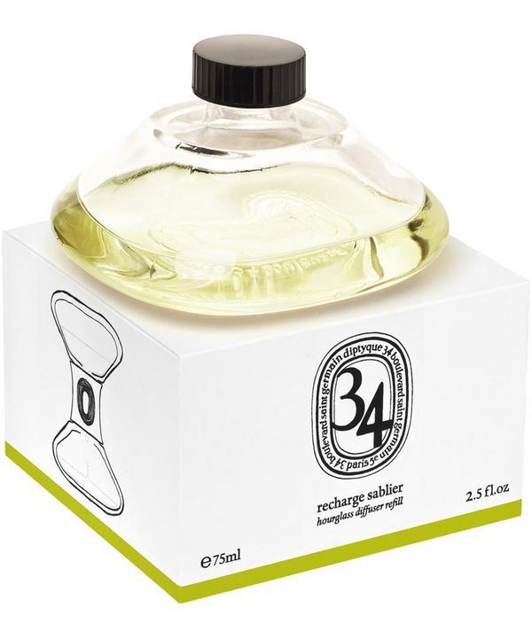 34 Boulevard Saint Germain Hour Glass Diffuser Refill 75ml