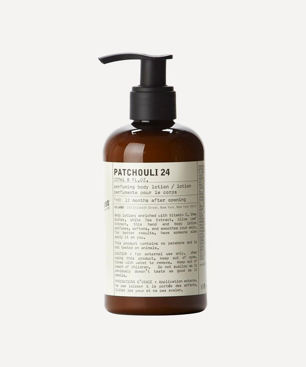 Patchouli 24 Hand and Body Lotion 237ml