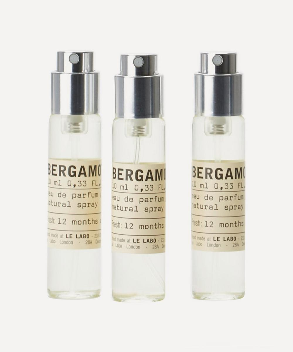 Bergamote 22 Eau de Parfum Travel Tube Refills
