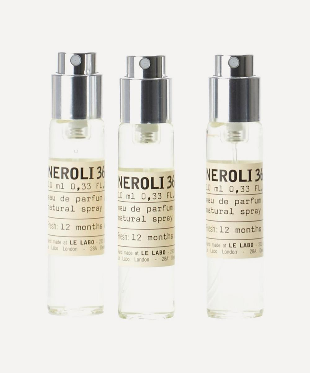 Neroli 36 Eau de Parfum Travel Tube Refills 3 x 10ml