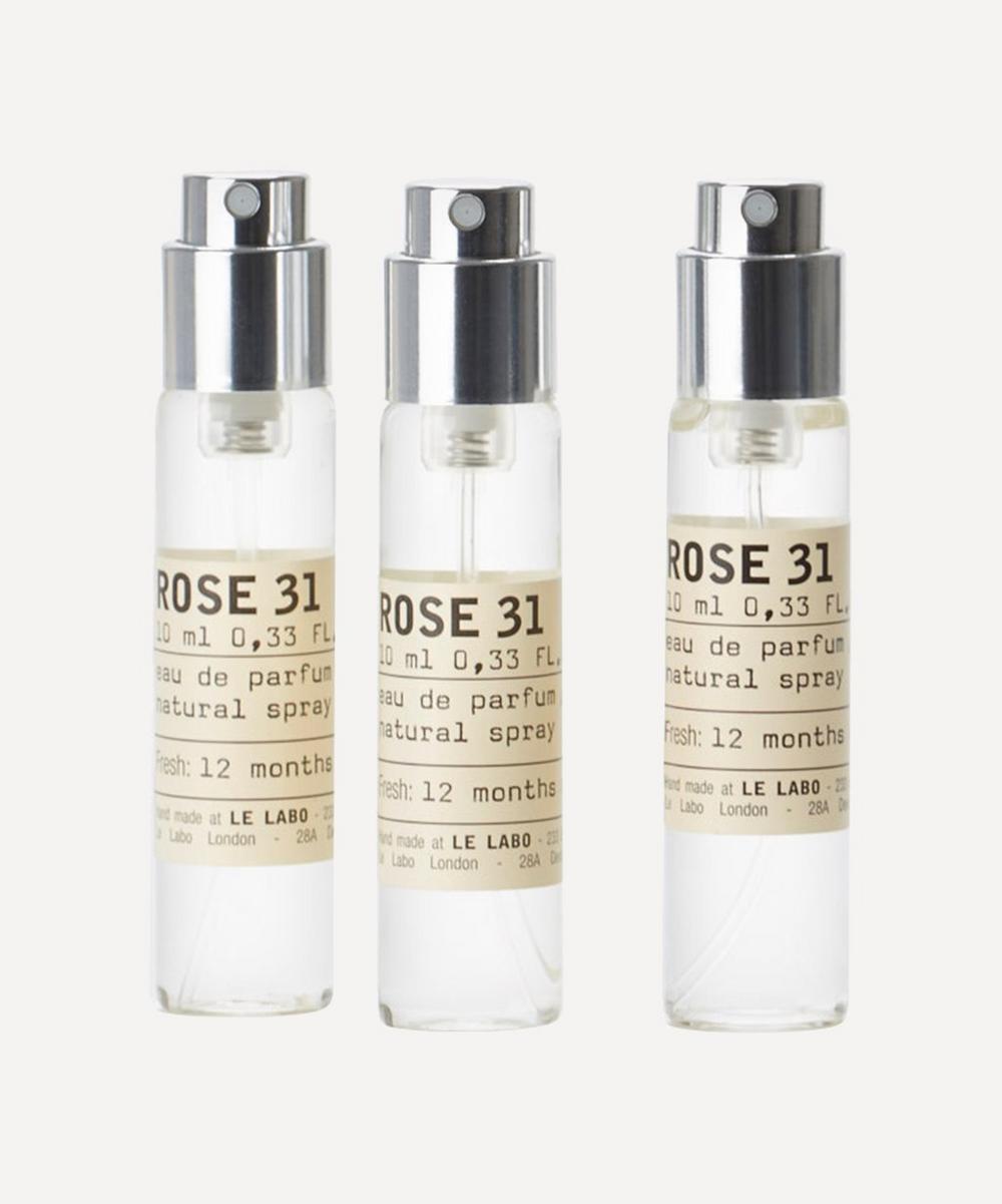 Rose 31 Eau De Parfum Travel Tube Refills