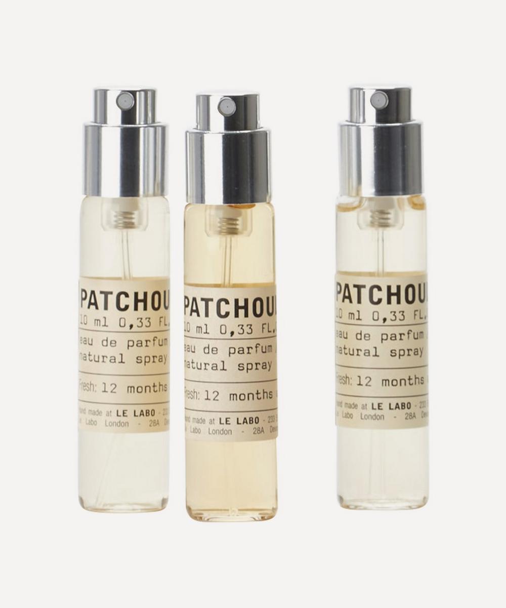 Patchouli 24 Eau de Parfum Travel Tube Refills