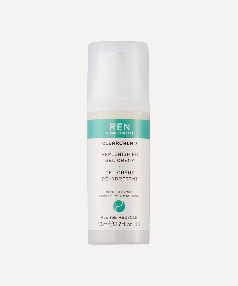 REN CLEARCALM 3 REPLENISHING NIGHT SERUM