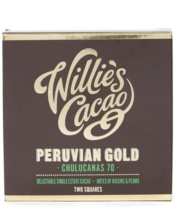 Chulucanas Gold Chocolate Bar