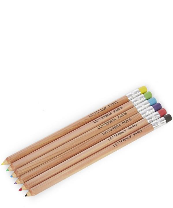 Mechanical Coloured Pencils