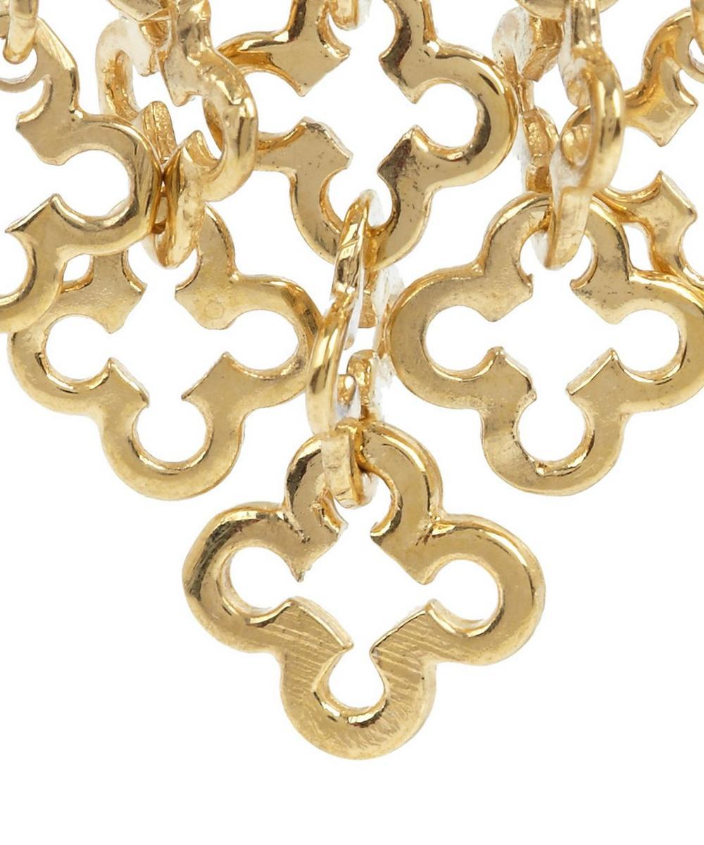 Gold Vermeil Talitha Drop Earrings