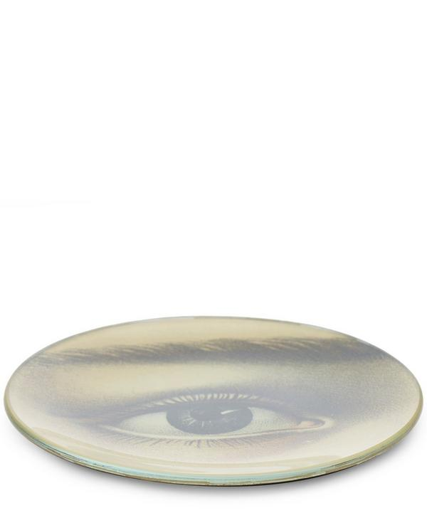 Right Eye Round Plate