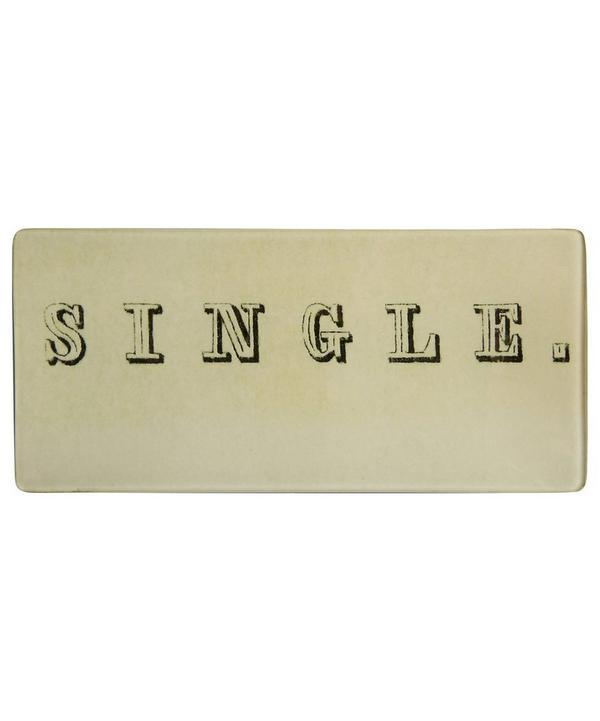 Rectangular Single Tray