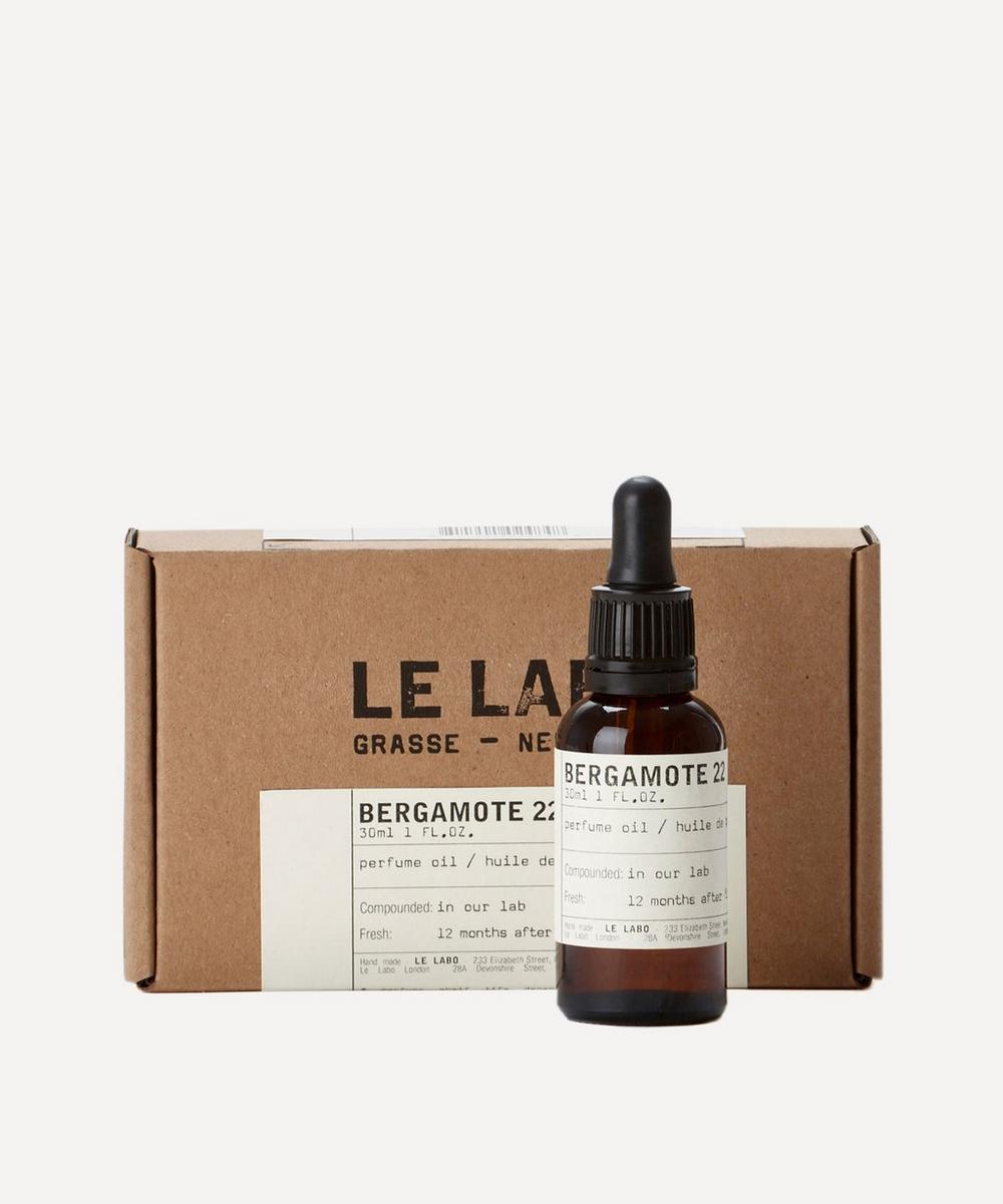 Bergamote 22 Perfume Oil 30ml