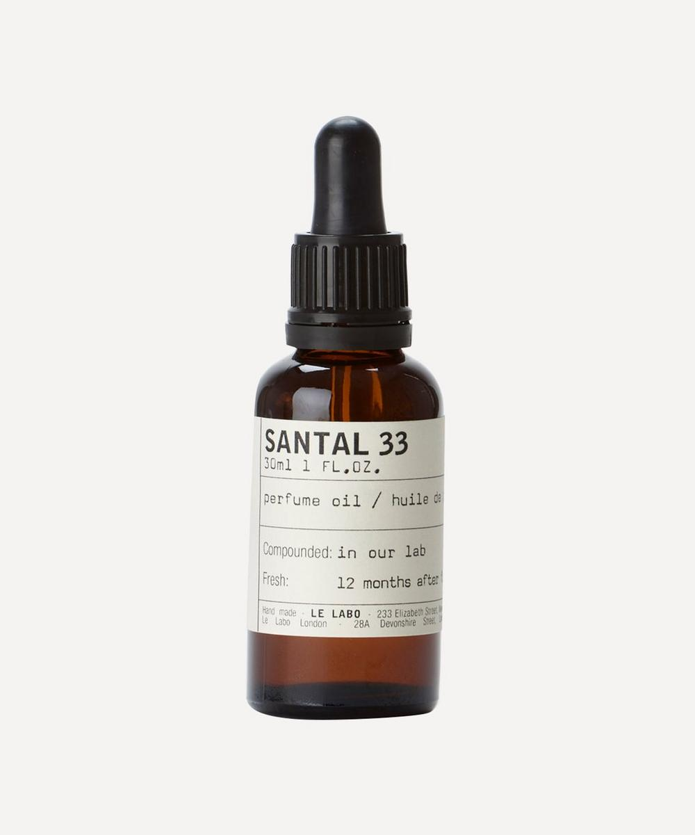 Santal 33 Perfume Oil 30ml