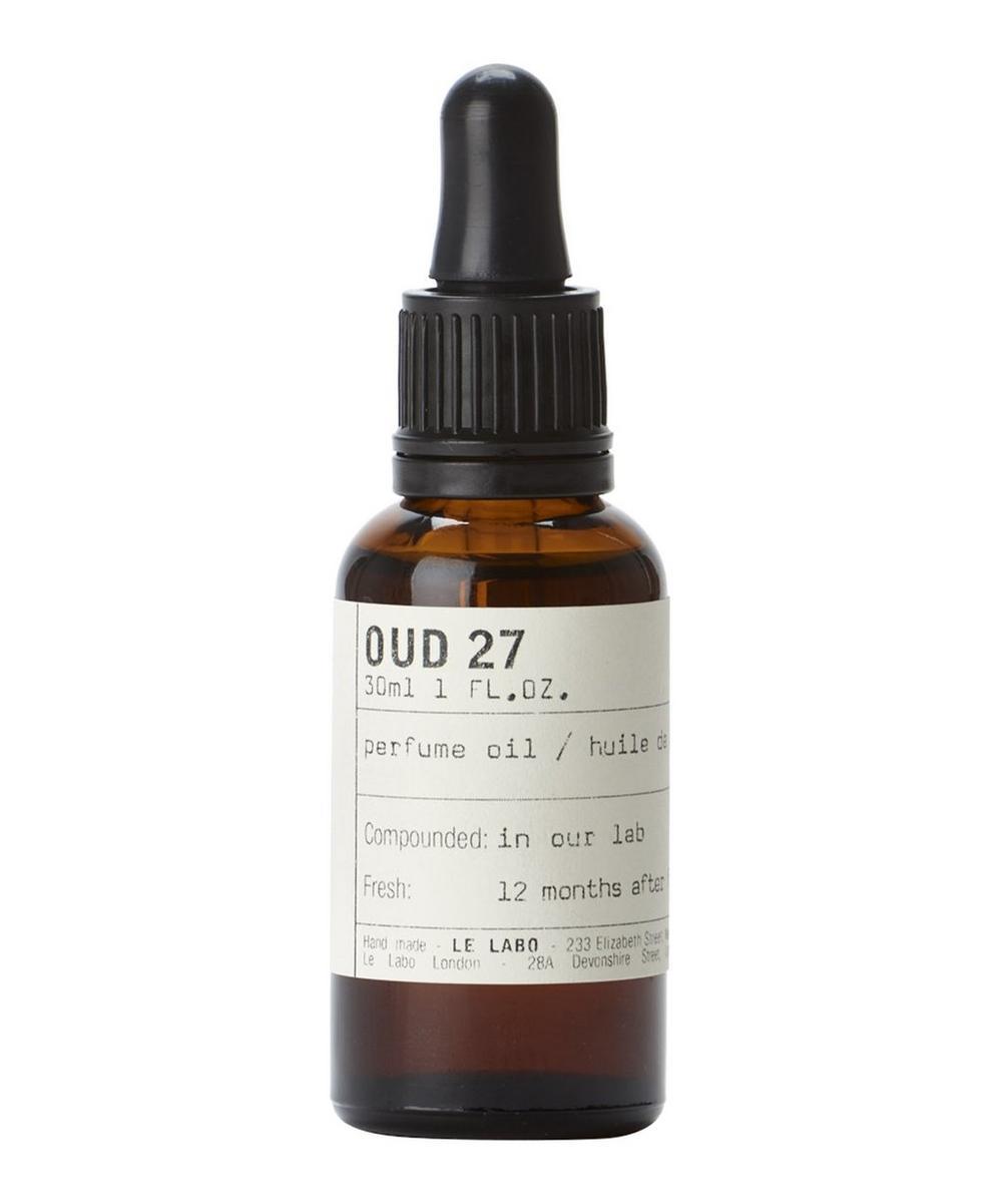 OUD 27 Perfume Oil 30ml