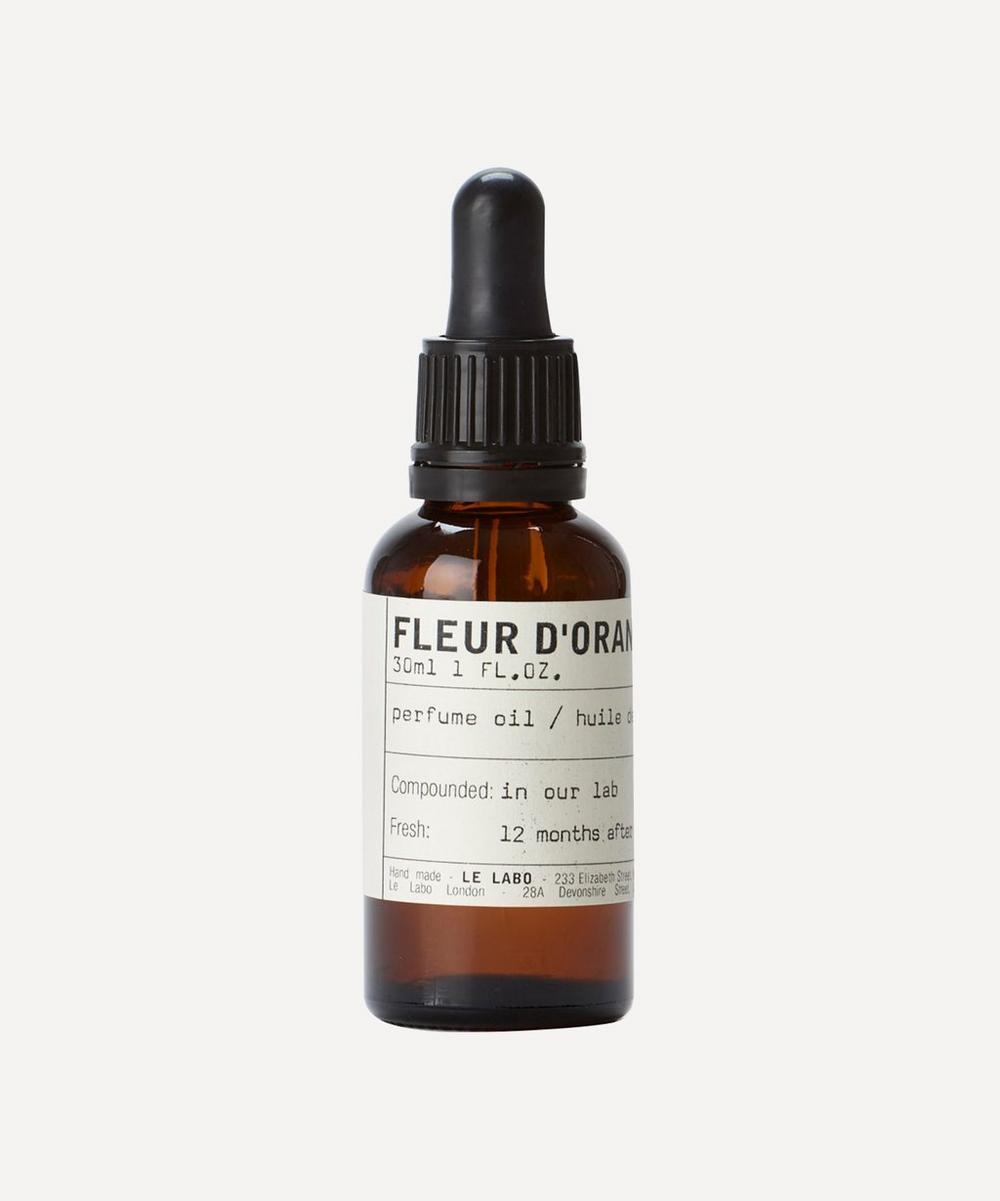 Fleur D'Oranger Perfume Oil 30ml